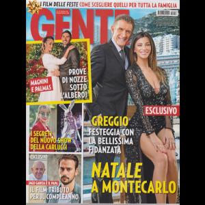 Gente - n. 50 - 21/12/2019 - settimanale