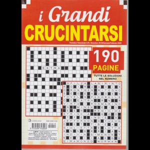I grandi crucintarsi - n. 15 - trimestrale - dicembre 2019 - gennaio - febbraio 2020 - 190 pagine