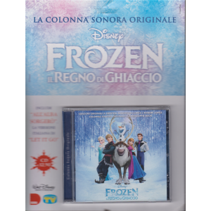 Frozen il Regno di ghiaccio - n. 2 - settimanale - 17/12/2019 -