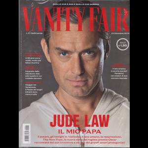 Vanity Fair - n. 51 - settimanale - 24 dicembre 2019 -