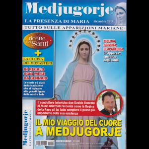 Medjugorje - La presenza di Maria - n. 12 - dicembre 2019 - mensile