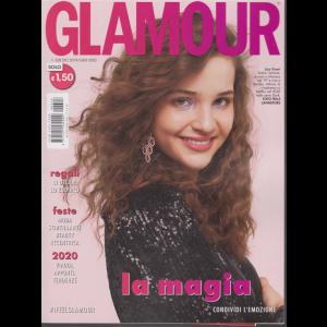 Glamour - n. 328 - dicembre 2019 - gennaio 2020 - mensile -