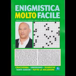 Enigmistica molto facile - n. 98 - bimestrale - gennaio - febbraio 2020 -