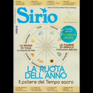 Sirio - n. 441 - 13/12/2019 - mensile