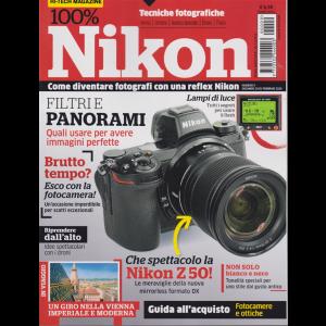 100% Nikon - n. 9 - dicembre 2019 - febbraio 2020 - trimestrale