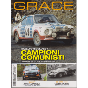 Grace - n. 1 - 18/12/2019 - mensile