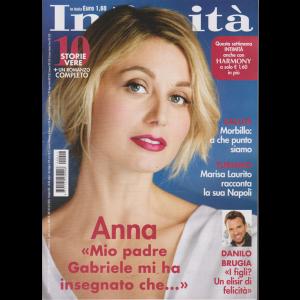 Intimita' - A. Ferzetti - n. 11 - 20 marzo 2019 - settimanale