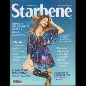 Starbene - n. 1 - 17 dicembre 2019 - settimanale