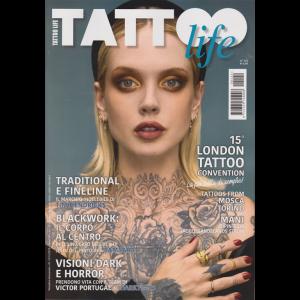 Tattoo life - n. 122 - bimestrale - 15/12/2019