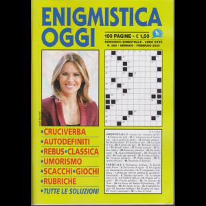 Enigmistica oggi - n. 282 - gennaio - febbraio 2020 - 100 pagine