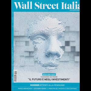 Wall Street Italia - mensile - 10/12/2019 - n. 12