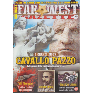 Far west gazette - n. 16 - bimestrale - dicembre - gennaio 2020 -