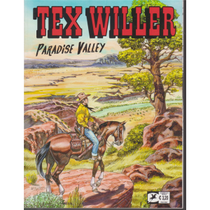 Tex Willer - Paradise Valley - dicembre 2019 - mensile - n. 14