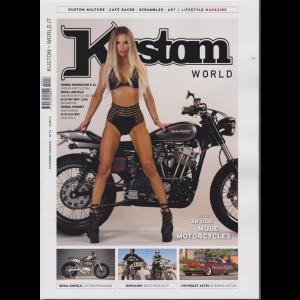 Kustom world - n. 57 - dicembre/gennaio 2020 - bimestrale