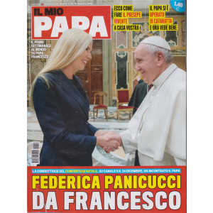 Il mio papa - n. 52 - 18 dicembre 2019 - settimanale