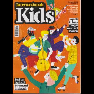 Internazionale Kids . mensile n.4 Gennaio 2020