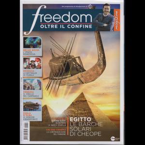Freedom - Oltre il confine - n. 3 - mensile - gennaio 2020