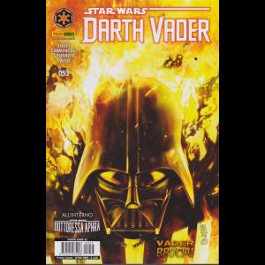 Star Wars - Darth Vader - n. 53 - mensile - 19 dicembre 2020  - Vader brucia!