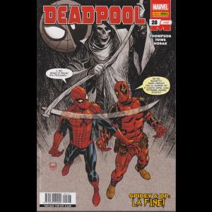 Deadpool - n. 147 - quindicinale - 19 dicembre 2019 - Spidey & DP: la fine!