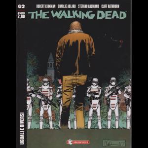 The walking dead - Uguali e diversi - mensile - 12/12/2019 - n.63