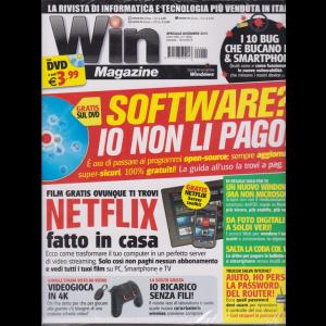 Win magazine - n. 264 - mensile - dicembre 2019 - + dvd