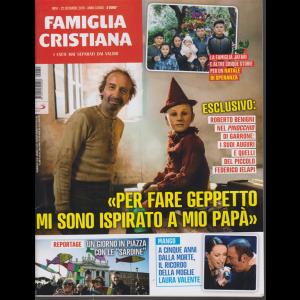 Famiglia cristiana - n. 51 - 22 dicembre 2019 - settimanale
