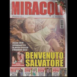 Miracoli e misteri - n.27 - settimanale - 18 dicembre 2019 -