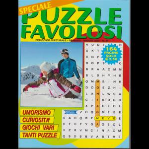 Speciale puzzle favolosi - n. 94 - gennaio - marzo 2020 - 164 pagine