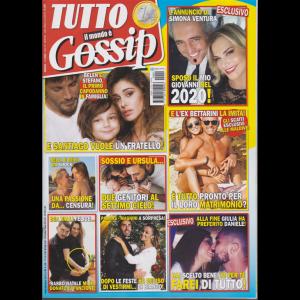 Tutto il mondo è gossip - n. 1 mensile - 21/12/2019
