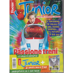 Focus Junior + Focus Wild - n. 192 - 2020 - 2 riviste