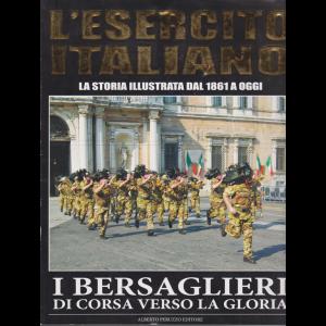 L'esercito italiano - I bersaglieri di corsa verso la gloria - n. 2 - mensile - 27/12/2019 -