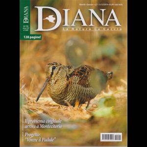 Diana la natura la caccia - mensile n. 1 Gennaio 2020