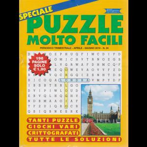 Speciale Puzzle Molto Facili - n. 24 - trimestrale - aprile - giugno 2019 - 196 pagine