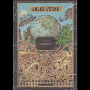 Jules Verne by RBA Italia vol. 14 L'isola Misteriosa vo. 1