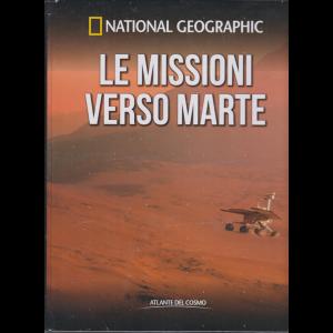 National Geographic - Le missioni verso Marte - n. 50 - quindicinale - 20/12/2019 - copertina rigida