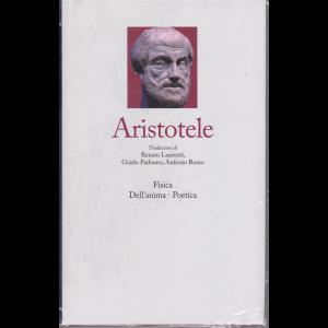 I grandi filosofi - Aristotele - Fisica Dell'anima - Poetica - n. 9 - settimanale - 20/12/2019 - copertina rigida