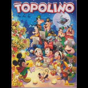 Topolino - n. 3344 - settimanale - 25 dicembre 2019 -