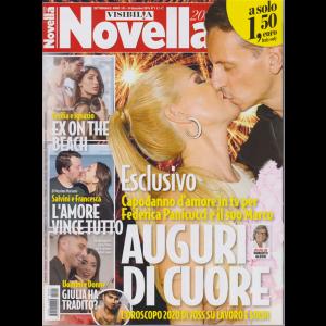 Novella 2000 - n. 1 - settimanale - 24 dicembre 2019 -