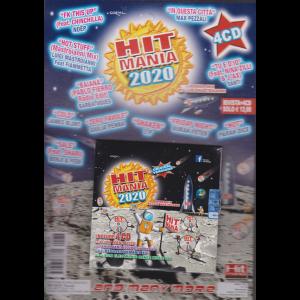 Hit Mania - 2020 - n. 78 - bimestrale - 11/12/2019 - 4 cd