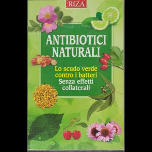 Riza - Salute naturale - Antibiotici naturali - n. 249 - gennaio 2020 -