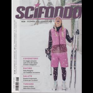 Scifondo - n. 228 - dicembre - gennaio 2020 - mensile