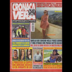 N. Cronaca Vera - n. 2469 - 24 dicembre 2019 - settimanale di fatti e attualità