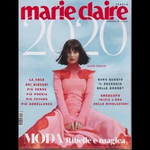 Marie Claire 2020 - n. 1 - mensile - gennaio 2020