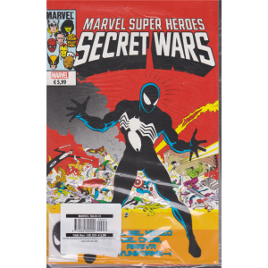 Marvel super heroes Secret wars - n. 31 - mensile - 5 dicembre 2019 - Nel bel mezzo del caos, arriva un'uniforme