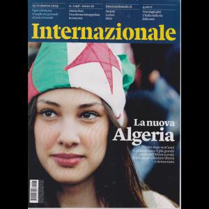 Internazionale - n. 1298 - 15/21 marzo 2019 - settimanale