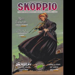 Skorpio - n. 2234 - 26 dicembre 2019 - settimanale di fumetti