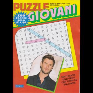 Puzzle giovani - n. 421 - mensile - gennaio 2020 - 100 pagine