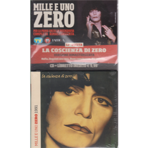 Cd Musicali Di Sorrisi - n. 12 - settimanale - Mille e uno Zero - cd + libretto - La coscienza di Zero - 15/3/2019