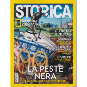 Storica National Geographic - n. 131 - gennaio 2020 - mensile