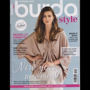 Burda style - n. 1 - mensile - gennaio 2020